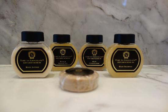 Hotel Sacher Wien: Amenities