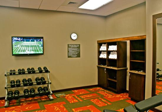 Irmo, Carolina del Sur: Fitness Center - Free Weights