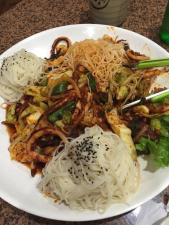 Myungdong Tofu House