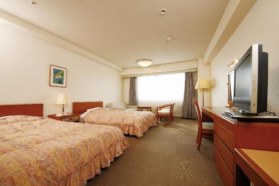 THE KASHIHARA: Twin Room
