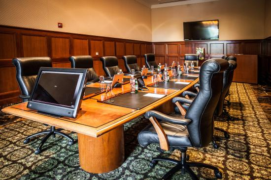 Rochester, ميتشجان: Meetings at Royal Park Hotel Rochester