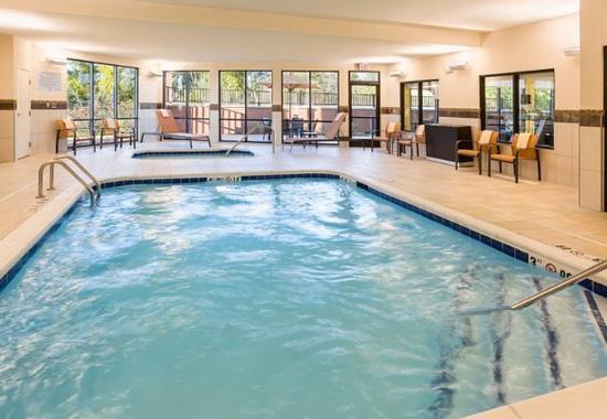 พอร์เทจ, มิชิแกน: Indoor Pool