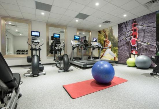 Orangeburg, NY: Fitness Center