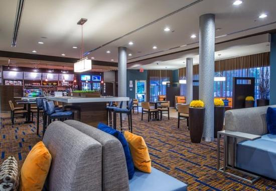 Columbus, MS: The Bistro – Dining Area
