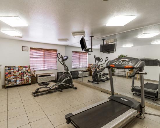 Rodeway Inn at Metro Center: Fitness
