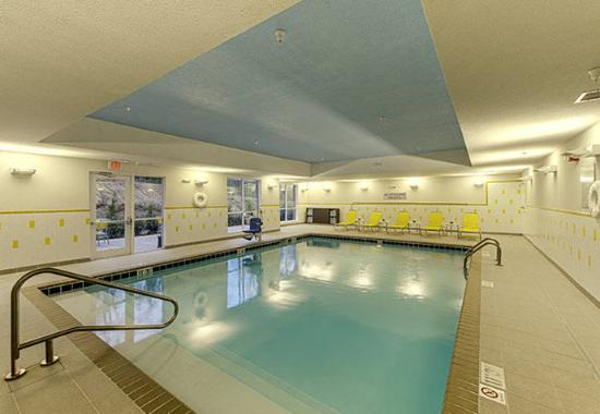 Meridian, Μισισιπής: Indoor Swimming Pool