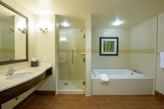 Exton, PA: Suite Bathroom