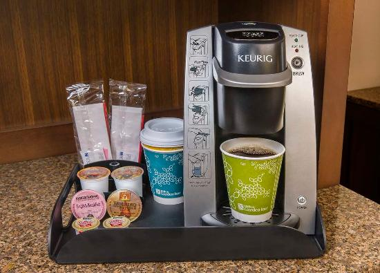 Exton, PA: Keurig® coffeemaker.