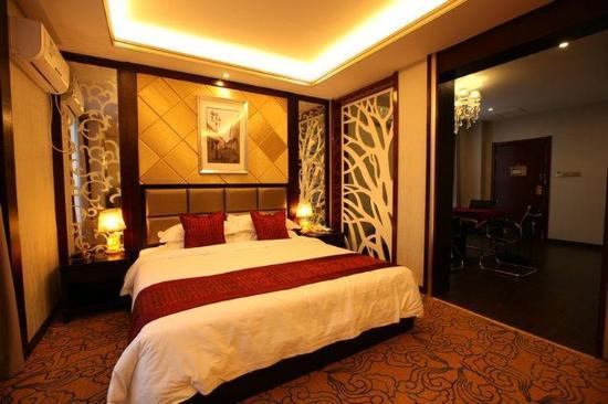 Γιτσάνγκ, Κίνα: Deluxe Recreation Suite