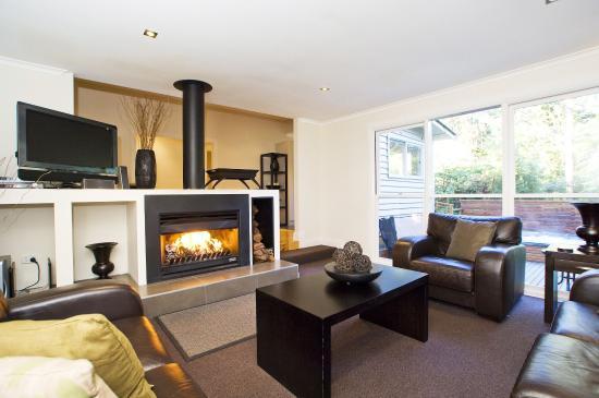 Olinda, Australia: 3 Bedroom Cottage
