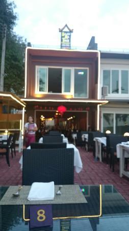 เคปพันวา, ไทย: Baan Ra Tree Restaurant