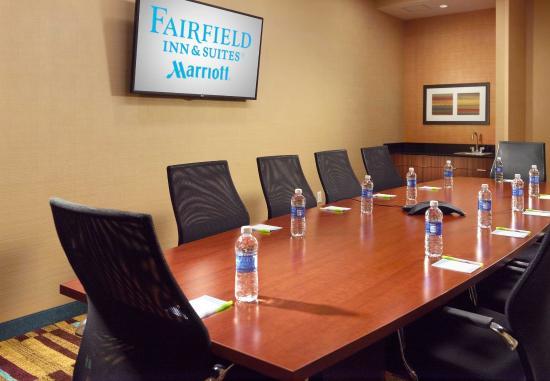 Fayetteville, NC: Boardroom