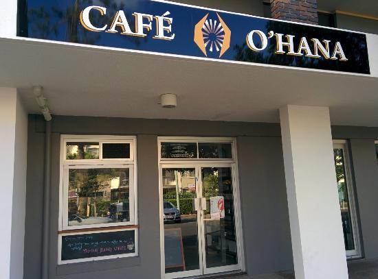 Tugun, Australia: Cafe O'Hana