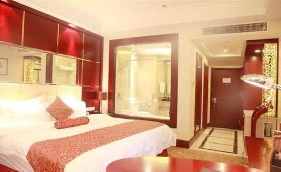Shijiazhuang, Cina: Comfort King Room
