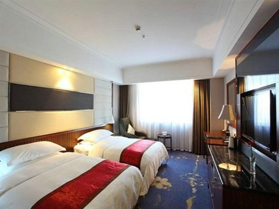 Xining, Chine : Elegant Twin Room