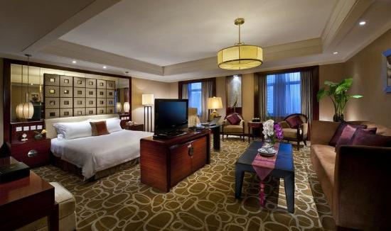Zhengzhou, Chine : Deluxe King Room