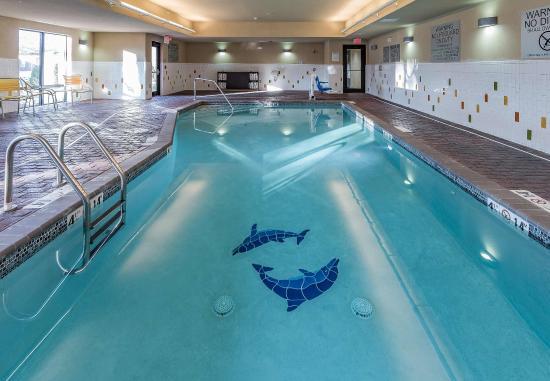 Elkhart, IN: Indoor Pool