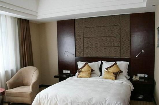 Xining, Chine : Deluxe King Room