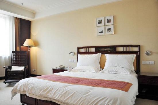 Jincheng, Cina: Deluxe King Room