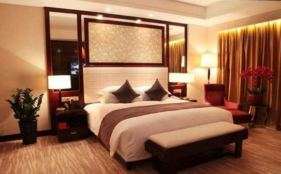 Ganzhou, China: Deluxe King Room