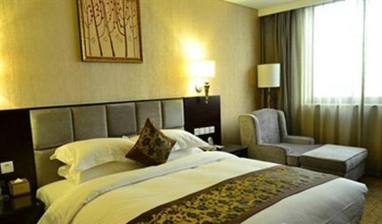 Jining, Çin: Deluxe King Room