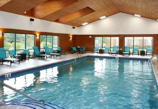 Ann Arbor, MI: Indoor Pool & Whirlpool