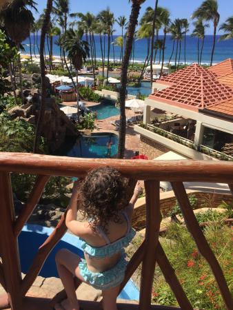 Grand Wailea - A Waldorf Astoria Resort: Beach and pools