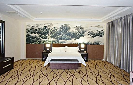 Chifeng, Cina: Business King Room
