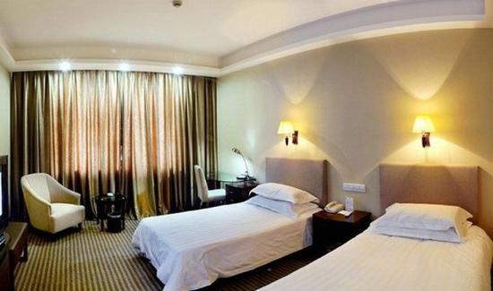 Changji, Китай: Business Twin Room