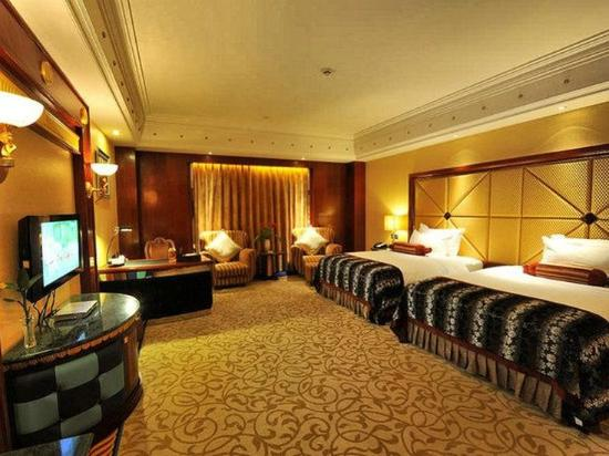 Guanghan, China: Deluxe Twin Room