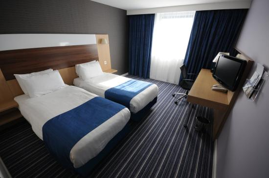 Leigh, UK: Guest Room
