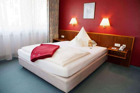 Ratingen, Germania: Double room Standard