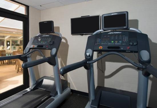ลินช์บูร์ก, เวอร์จิเนีย: Fitness Center