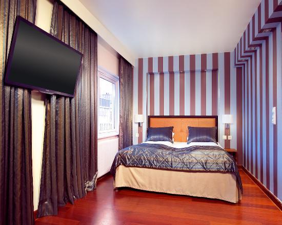Hamar, Noruega: Guest Room