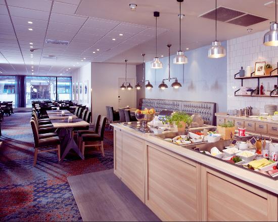 Hamar, Norwegia: Breakfast
