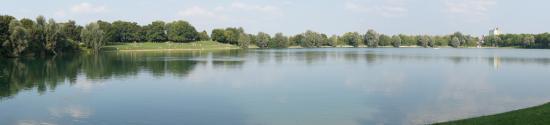 Aschheim, Allemagne : schöner See
