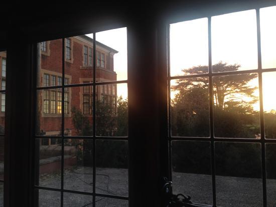 Ware, UK: Morgenstimmung