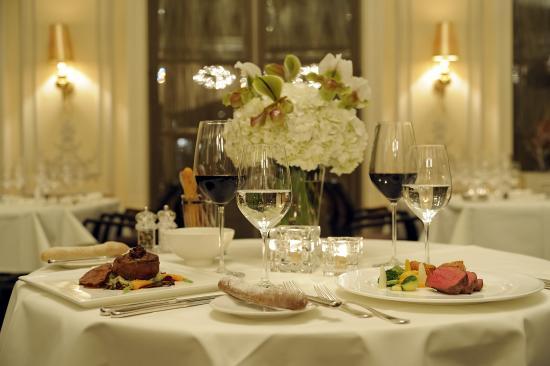 Hotel Schweizerhof Luzern: Dinner