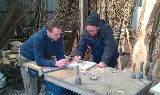 Portaferry, UK: Welig Heritage Crafts