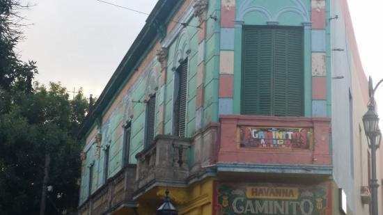 Calle Museo Caminito: Caminito