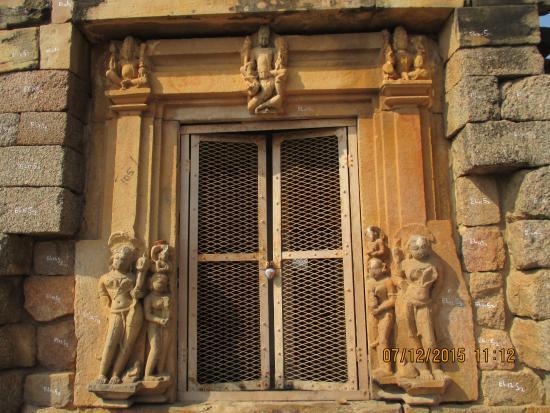 Door of brahma temple picture of brahma temple khajuraho