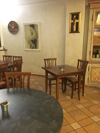 Latini Hotel: sala