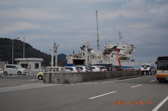 Ikata-cho, Japan: 三崎港