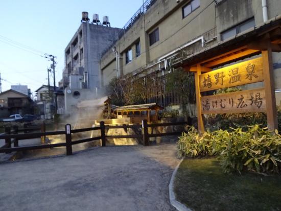 Onsen-hotell