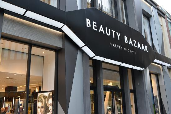 Beauty Bazaar, Harvey Nichols