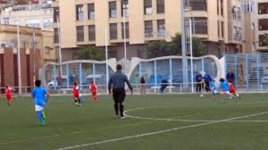 """Campo de Futbol """"Fernando Pernia"""""""