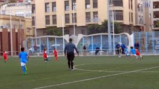 "Campo de Fútbol ""Fernando Pernia"""