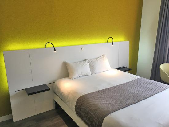 t te de lit picture of qualys hotel spa vannes vannes tripadvisor. Black Bedroom Furniture Sets. Home Design Ideas