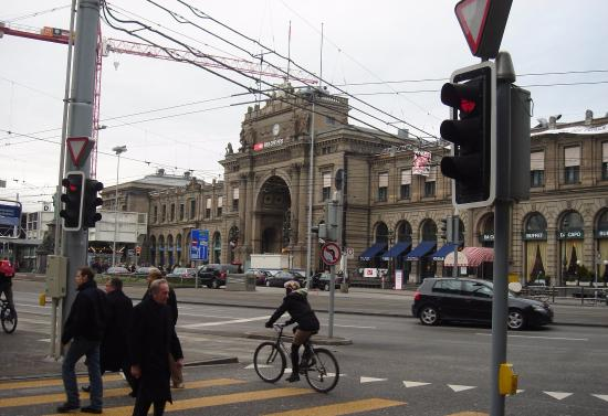 Even Zurich S Red Light District Is Still A Red Light