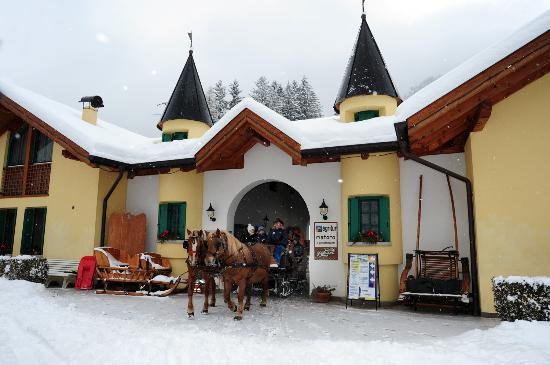 Pellizzano, Italy: Centro Equitazione Alpina